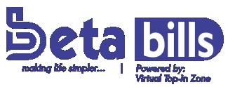 Beta Bills | VTU & Bill Payment  Portal